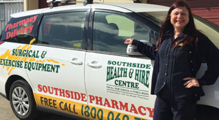 Image result for southside pharmacy delivery